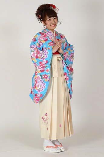 女袴セット34-372