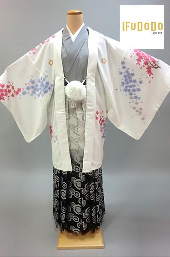 威風堂堂紋付袴セット40-005M