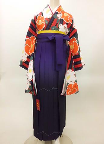 小学生女児二尺袖袴013