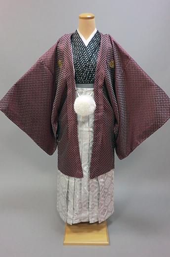 紋付袴セット10-009M