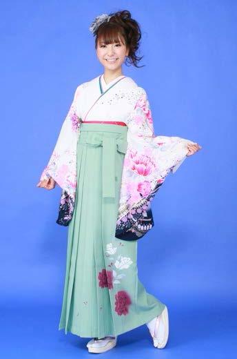 女袴セットH-03袴M
