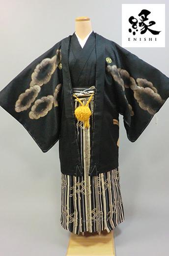 縁紋付袴セット10-007M